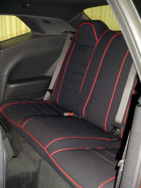Dodge Seat Cover Gallery