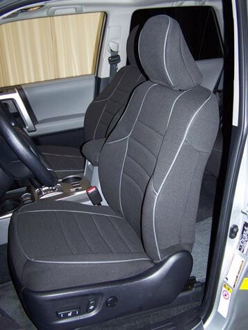 Toyota 4Runner Full Piping Seat Covers