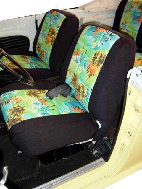 Jeep Wrangler Pattern Seat Covers 65 83 Low Back Wet Okole Hawaii