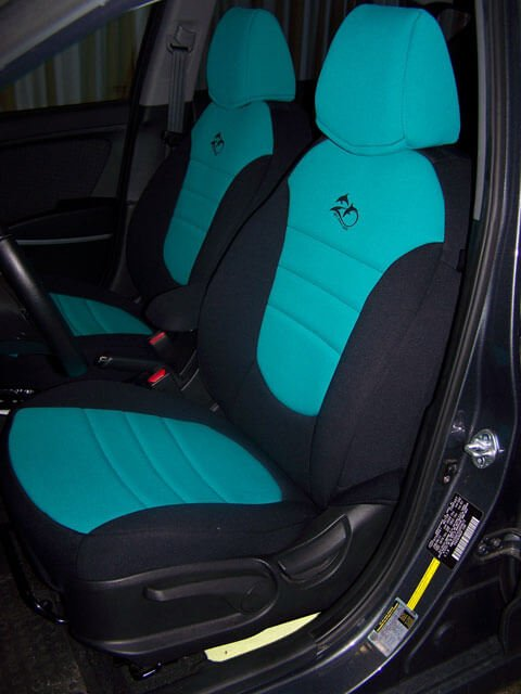 Hyundai Accent Standard Color Seat Covers