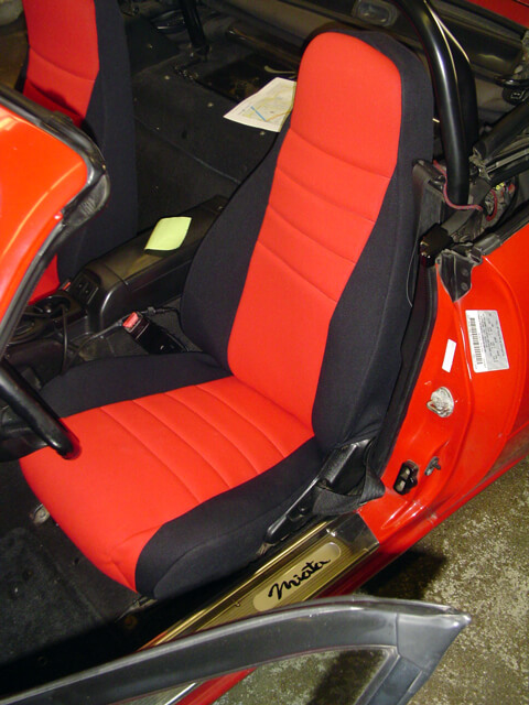 1990 Mazda Miata Seat Covers Velcromag