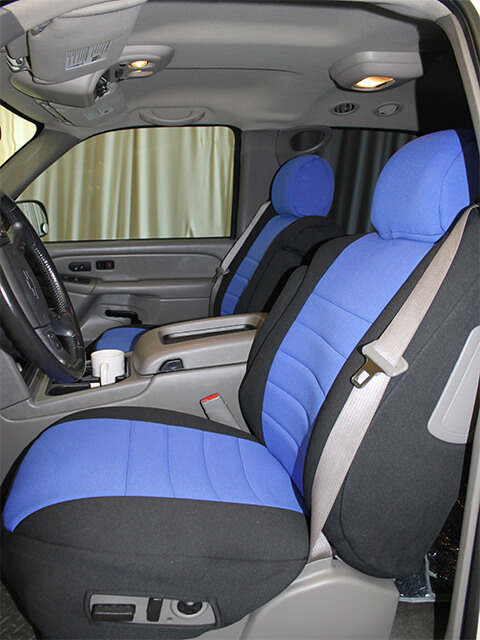 Chevrolet Tahoe Seat Covers Velcromag