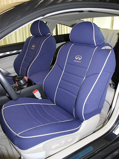 Infiniti G 37 Front Seat Covers 08 Current