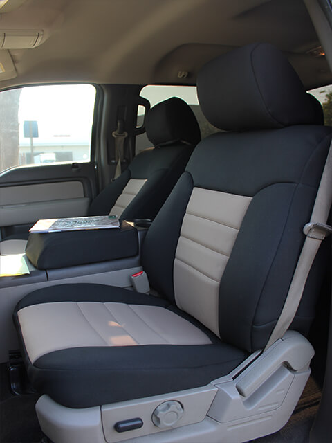 Seat Covers For F150 Xlt - Velcromag