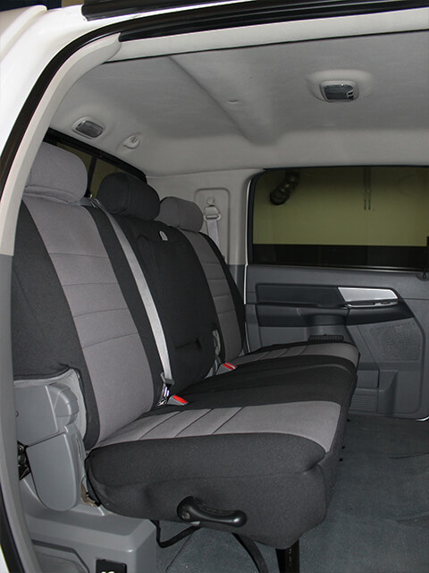 Mega Cab Seat Covers Velcromag