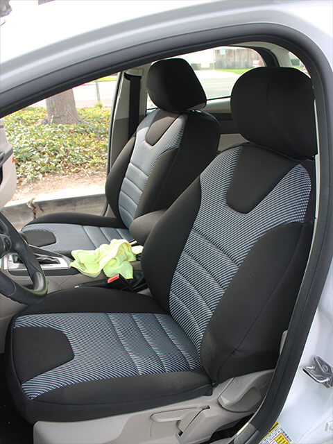 Ford Focus SE Front Seat Cover 2012 Current