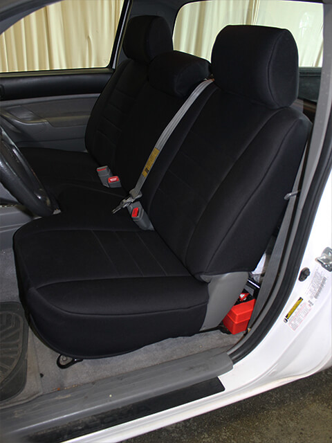 2001 Toyota Tacoma Seat Covers Velcromag
