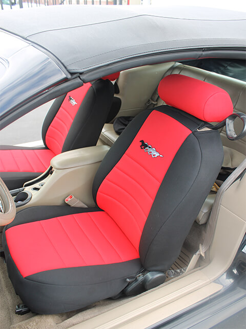 Ford Mustang Front Seat Covers 94 2002
