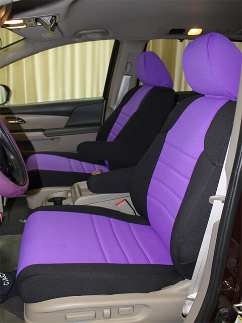 Honda Odyssey Standard Color Seat Covers