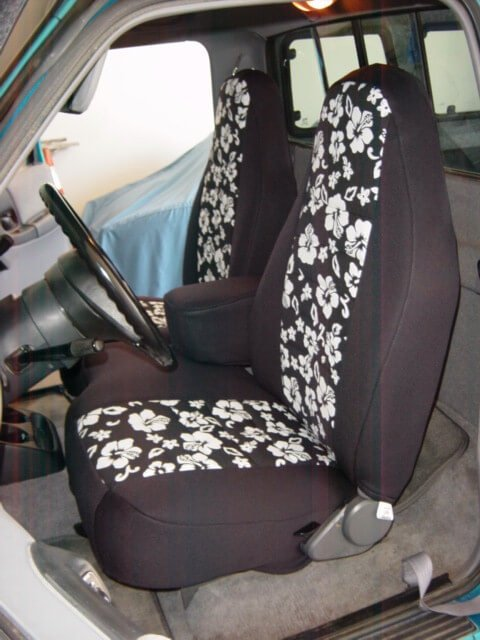ford ranger standard color seat covers rear seats wet. Black Bedroom Furniture Sets. Home Design Ideas