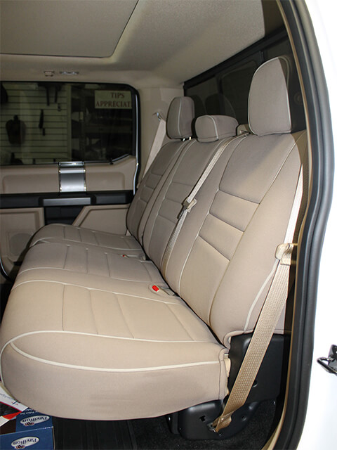 Incredible Ford F150 Full Piping Seat Covers Rear Seats Wet Okole Hawaii Lamtechconsult Wood Chair Design Ideas Lamtechconsultcom