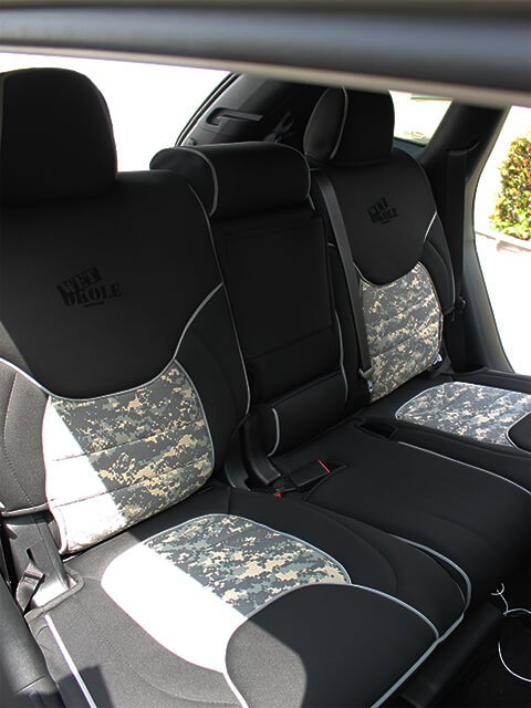 2005 Acura Rl Seat Covers >> Jeep Seat Cover Gallery - Wet Okole Hawaii