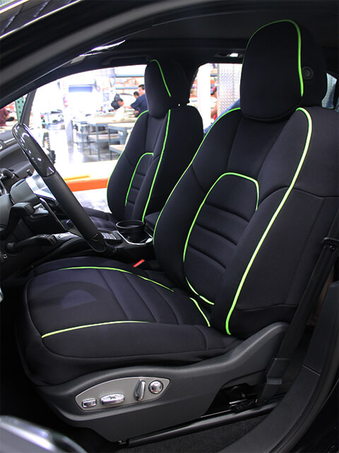 Porsche Cayenne Seat Covers Velcromag