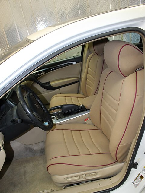 Acura Tsx Car Seat Covers Velcromag