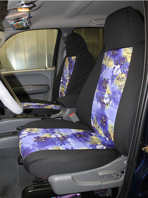 Jeep Liberty Pattern Seat Covers