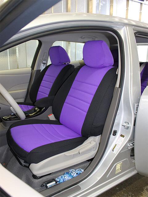 Nissan Leaf Standard Color Seat Covers