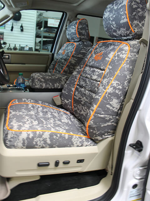Ford Expedition Front Seat Covers (2007-Current) & Ford Seat Cover Gallery - Wet Okole Hawaii markmcfarlin.com