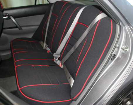 Mazda 6 Full Piping Seat Covers