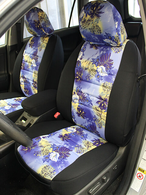 2015 Toyota Highlander Xle >> Toyota Seat Cover Gallery - Wet Okole Hawaii