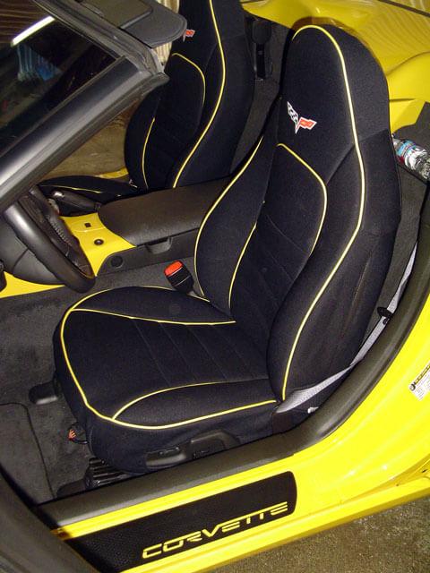 Astonishing Chevrolet Corvette Full Piping Seat Covers Wet Okole Hawaii Lamtechconsult Wood Chair Design Ideas Lamtechconsultcom