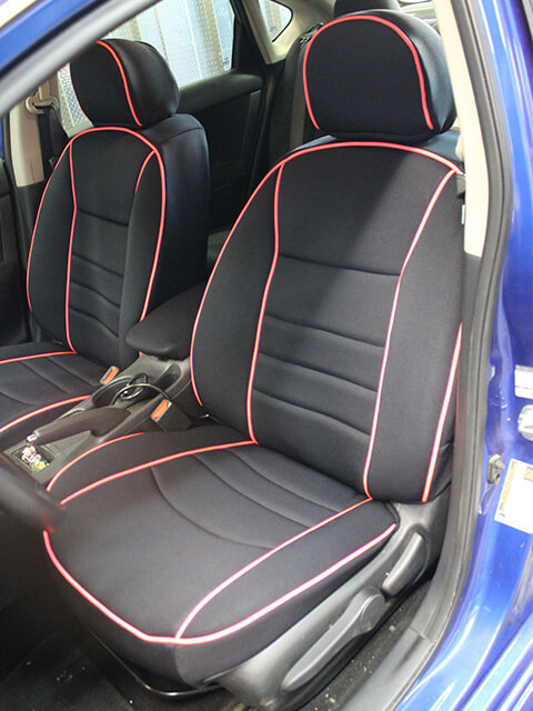 2004 Nissan Sentra Car Seat Covers