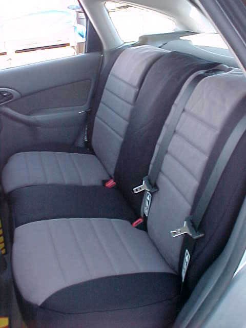 Ford Focus Realtree Seat Covers Rear Seats Realtree