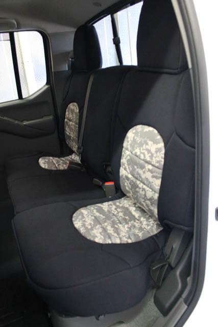 Superb Nissan Frontier Pattern Seat Covers Rear Seats Wet Okole Pabps2019 Chair Design Images Pabps2019Com