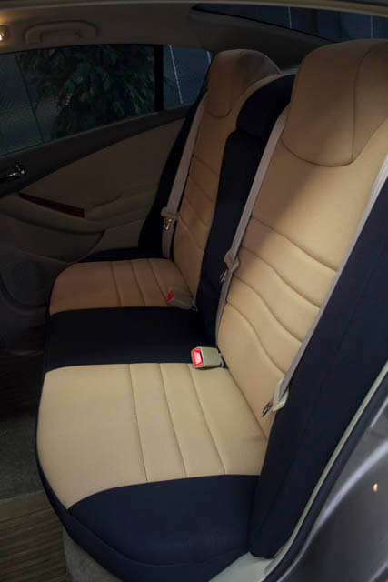 Nissan Altima Standard Color Seat Covers