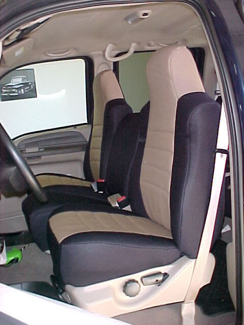 2001 F250 Seat Covers Velcromag