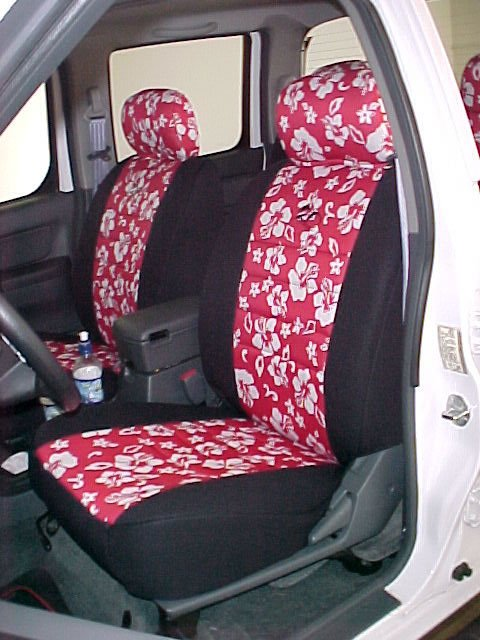 Nissan Frontier Pattern Seat Covers Wet Okole Hawaii