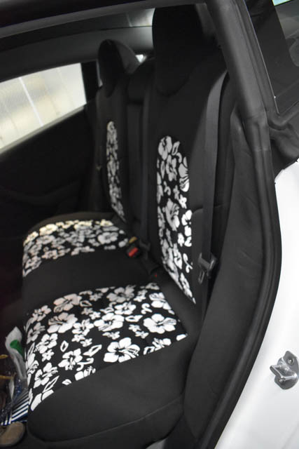 Tesla Seat Cover Gallery - Wet Okole Hawaii