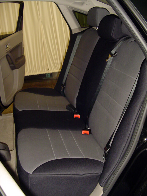 Ford Focus Rear Seat Cover 2007 Cur