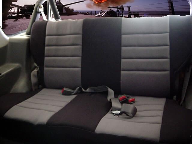 Isuzu Seat Cover Gallery