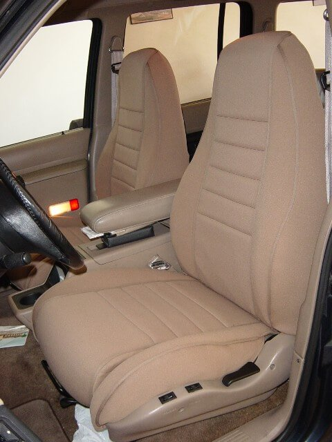 on 1997 Acura Rl Seat Covers
