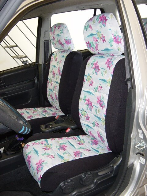 honda crv pattern seat covers rear seats wet okole hawaii. Black Bedroom Furniture Sets. Home Design Ideas