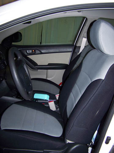 Kia Forte Standard Color Seat Covers