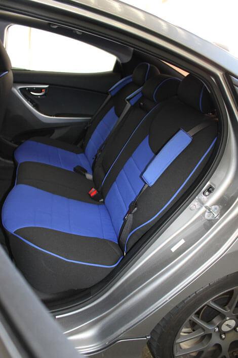 Hyundai Seat Cover Gallery