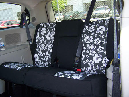 Brilliant Dodge Grand Caravan Pattern Seat Covers Rear Seats Wet Pabps2019 Chair Design Images Pabps2019Com