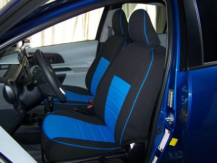 Toyota Prius Series Hybrid V C Base Half Piping Seat