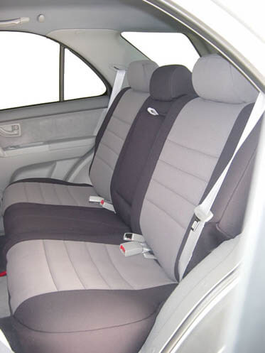 Kia Sorento Standard Color Seat Covers Rear Seats Mid
