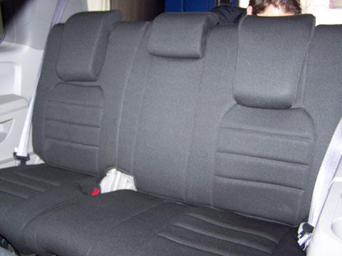 Honda Pilot Standard Color Seat Covers