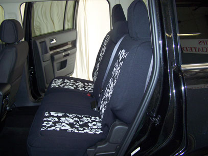 Ford Flex Pattern Seat Covers