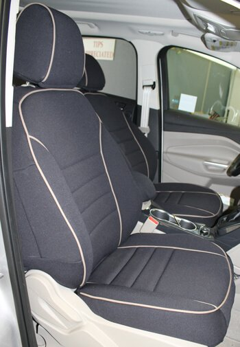 Ford Escape Full Piping Seat Covers