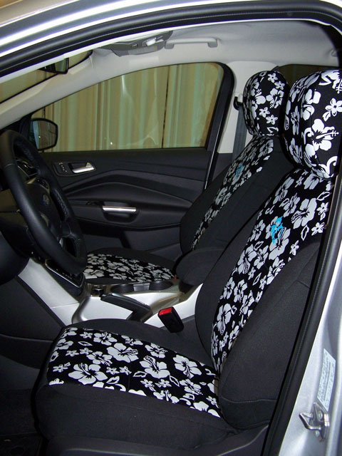 Ford Escape Pattern Seat Covers