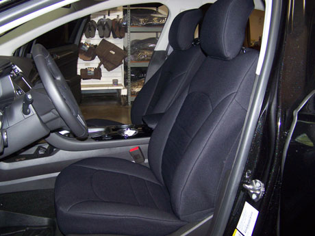 Astonishing 2011 2012 Ford Fusion Sse Oem Factory Leather Seat Covers Machost Co Dining Chair Design Ideas Machostcouk