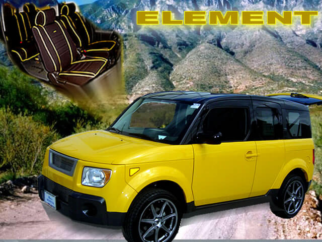 Honda Element 2003-Current