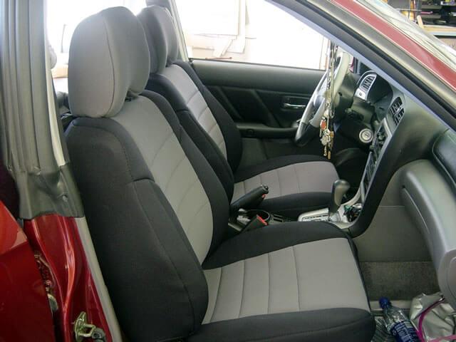 Subaru Baja 2003 Current