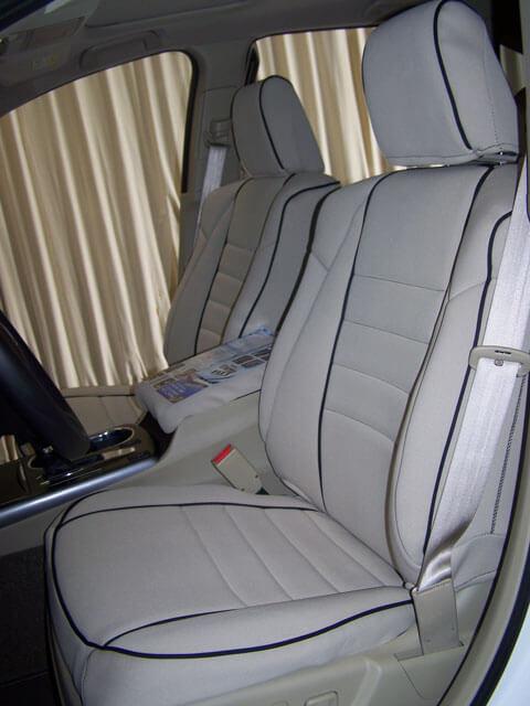 Acura RDX Full Piping Seat Covers Wet Okole Hawaii - Acura rdx seat covers