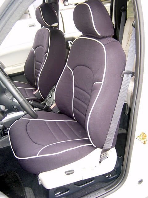 Jeep Liberty Full Piping Seat Covers