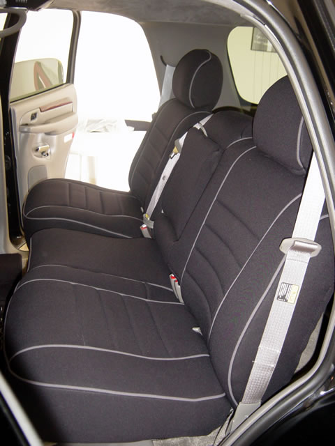 cadillac escalade realtree seat covers middle or rear. Black Bedroom Furniture Sets. Home Design Ideas